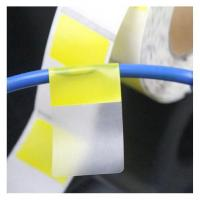 Buy cheap Self-Lam Laser Inkjet Printable Cable Label For Cat. 5e Cat. 6 Cat. 6A Cables from wholesalers