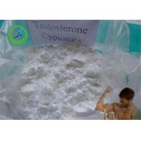 Buy cheap Testosterone Cypionate hormone , Testosterone Steroids 98% CAS 58-20-8 product