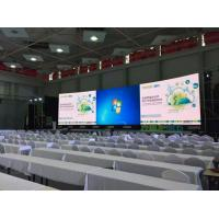 Buy cheap RGB P6 Indoor Advertising LED Display Panels Full Color High Brightness product