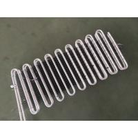 Buy cheap Customized Fin Tube Type Freezer Evaporator No Frost Use For Refrigerator from wholesalers