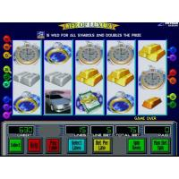 Buy cheap High Accuracy Video Slot Machines English Language With Wooden Material from wholesalers