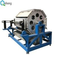 Buy cheap 220V / 380V Pulp Egg Cartons Making Machine 12 Months Warranty 10 Ton Weight from wholesalers