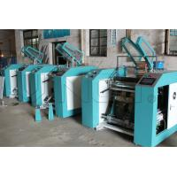Wholesale Semi Auto Slitting And Rewinding Machine , Roll Rewinding Machine 3kw from china suppliers