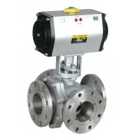 Buy cheap pneumatic ball valve actuator/pneumatic actuator ball valve/ball valve gas/full port ball valves from wholesalers