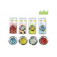 Buy cheap 7ML Liquid Perfume Air Fresheners For Car Vent With Strawberry Lemon Vanilla Blue linen from wholesalers