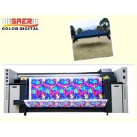 Buy cheap Auto Large  Format Flag printer With Epson DX5 Head high Resolution from wholesalers