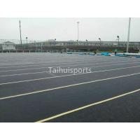 Buy cheap 20 MM Recyclable Artificial Grass Shock Pad Mats / Turf Underlay 3 Layers from wholesalers