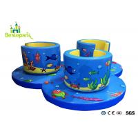 Buy cheap Large Space Kids Indoor Play Park , Indoor Activity Gym For Toddlers from wholesalers