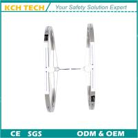 Buy cheap Round Circle High Grade Fast Swing Turnstile Speed Barrier Gate for Bank Hotel School from wholesalers