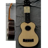 """Wholesale 21""""  concert Ukulele Spruce solidwood four string guitar high quality AGUL21 from china suppliers"""