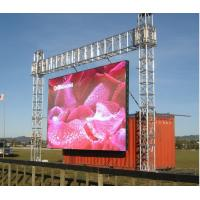 Wholesale Stage Events Outdoor Full Color Led Display P4.81- P8 Die Casting Aluminum Cabinet from china suppliers