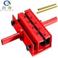 Buy cheap 14 Rollers 6mm 12mm Copper Tube Straightening Machine from wholesalers