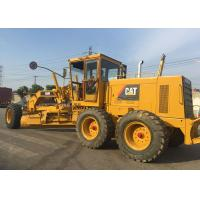 Buy cheap 2008 Year Used Cat Motor Grader , Second Hand Caterpillar 140H Grader from wholesalers