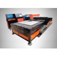 Flat Bed YAG Laser Cutting Machine With Germany Technology / Metal Laser Cutter Manufactures