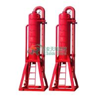 Buy cheap High Quality Mud Gas Separator in Oilfield Well Drilling Mud System , API Standard Drilling Mud Gas Separator from wholesalers