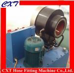 Buy cheap hydraulic crimper hydraulic hose pressing machine hose cutting machine from wholesalers
