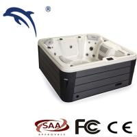 Buy cheap SAA / CE Approved Discount Whirlpool Tubs Massage Function 5 Persons Bathtubs Spa from wholesalers