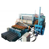 Buy cheap Fully Automatic Egg Tray Machine / Rotary Type Paper Tray Forming Machine from wholesalers