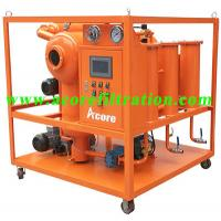 Buy cheap High Vacuum Transformer Oil Filter Machine Price for Sale Made In China from wholesalers