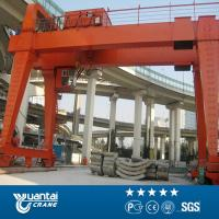 Buy cheap YT Quality guaranteed double girder gantry crane from wholesalers