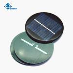 Buy cheap 12 Battery Little Epoxy Resin Solar Panel ZW-R75 Residential Solar Power Panels 6V 0.4 Watt from wholesalers
