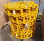 Buy cheap komatsu bulldozer D85 track chain assembly from wholesalers