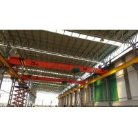 Buy cheap 7.5 Ton + 7.5 Ton In One Line IP56 Single Girder Overhead Crane from wholesalers