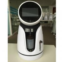 White & Black Humanoid Smart Robot High Purify Oxygen Concentrator 1L Per Minute