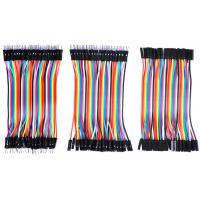 Buy cheap Portable Jumper Ribbon Cable With Female To Male , Female To Female Wires from wholesalers