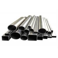 Buy cheap 3 Inch Stainless Steel Pipe / Flexible Stainless Steel Tubing Round Shape from wholesalers