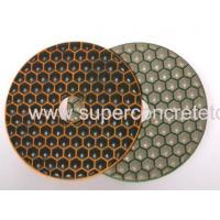 Buy cheap 4 Inch Abrasive Dry Polishing Pads from wholesalers