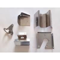 Buy cheap Non Standard Stainless Steel Stamped Parts With Bending Drilling Technology from wholesalers