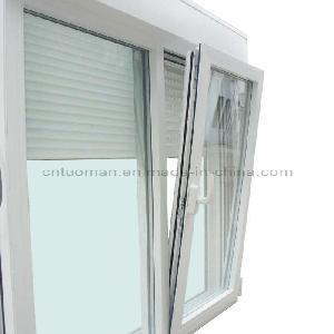 Wholesale Aluminium Tilt and Turn Window (Monoblock) from china suppliers