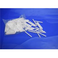 Buy cheap Groove Zirconia Ceramic Shaft for Aquarium Pump , Ceramic Impeller Shaft Round End from wholesalers