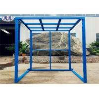 Buy cheap Inverted Steel Stacking Racks , Powder Coated Warehouse Pallet Stacking Racks from wholesalers