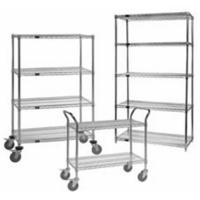 Buy cheap Wire Racks On Wheels from wholesalers