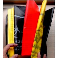 Buy cheap Biohazard Bags, LDPE bags, HDPE bags, LLDPE bags, Yellow bags, Red bags, Blue bags, sacks from wholesalers