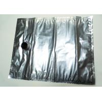 Buy cheap Flexible Aluminum Foil Cooking Bags , Oil Transit Stand Up Pouch With Spout from wholesalers