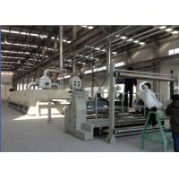 Buy cheap Heat Preservation Textile Fabric Finishing Machine Roller Width 1400-3800mm from wholesalers