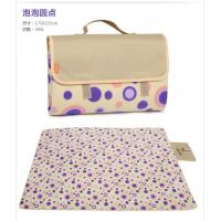 Buy cheap fleece rug-picnic blancket-lunch carpet-outdoor foldable rug from wholesalers