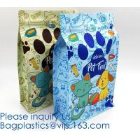 Buy cheap Customized Personalized Pet / Metpet / Pe Material Plastic Food Bag Printing Cheap,dust-free workshop pet food bag PACK from wholesalers