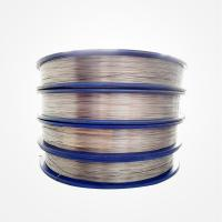 Buy cheap Diameter 0.1mm-0.5mm Tungsten Rhenium Alloy Wire , High Temperature Resistant Metal , Thermocouple Wire from wholesalers