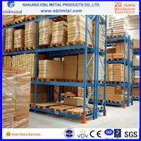 Buy cheap CE-Certificated High Loading Capacity Pallet Racking / Steel Pallet Rack from wholesalers