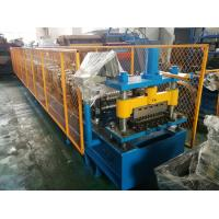 Wholesale G550 Mini Corrugated Wall Panel Cladding Roll Forming Machine from china suppliers