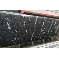 Buy cheap Different Color Control Natural Stone Slabs Black Granite With White Vein Material from wholesalers