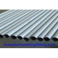 China Round Nickel Alloy Hastelloy Pipe 2 - 10m Length High Hardness For Chemical Industry on sale