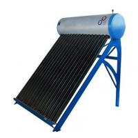 Non-pressurized Compact Evacuum Tubes Solar Water Heater with CE Certificate