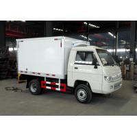 Buy cheap 0.5Ton - 1Ton Forland Refrigerated Transport Trucks Small Capacity For Frozen Food from wholesalers