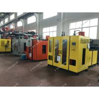Buy cheap Fully Automatic Extrusion Blow Molding Machine / Plastic Blow Moulding Machine from wholesalers
