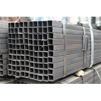 Buy cheap Pre Galvanized Welded Square / Rectangular Steel Pipe And Tube Q195 Q235 from wholesalers
